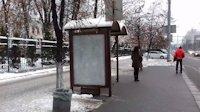 Остановка №187555 в городе Киев (Киевская область), размещение наружной рекламы, IDMedia-аренда по самым низким ценам!
