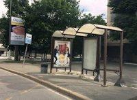 Остановка №187572 в городе Киев (Киевская область), размещение наружной рекламы, IDMedia-аренда по самым низким ценам!