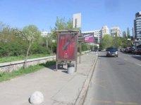 Остановка №187575 в городе Киев (Киевская область), размещение наружной рекламы, IDMedia-аренда по самым низким ценам!