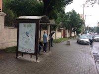 Остановка №187577 в городе Киев (Киевская область), размещение наружной рекламы, IDMedia-аренда по самым низким ценам!