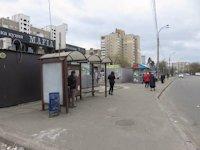 Остановка №187581 в городе Киев (Киевская область), размещение наружной рекламы, IDMedia-аренда по самым низким ценам!