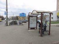 Остановка №187583 в городе Киев (Киевская область), размещение наружной рекламы, IDMedia-аренда по самым низким ценам!