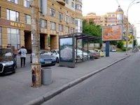 Остановка №187589 в городе Киев (Киевская область), размещение наружной рекламы, IDMedia-аренда по самым низким ценам!