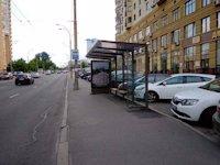 Остановка №187590 в городе Киев (Киевская область), размещение наружной рекламы, IDMedia-аренда по самым низким ценам!