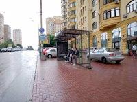 Остановка №187591 в городе Киев (Киевская область), размещение наружной рекламы, IDMedia-аренда по самым низким ценам!