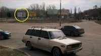Билборд №188442 в городе Лисичанск (Луганская область), размещение наружной рекламы, IDMedia-аренда по самым низким ценам!