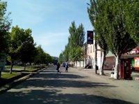 Холдер №189869 в городе Бердянск (Запорожская область), размещение наружной рекламы, IDMedia-аренда по самым низким ценам!