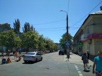Холдер №189875 в городе Бердянск (Запорожская область), размещение наружной рекламы, IDMedia-аренда по самым низким ценам!