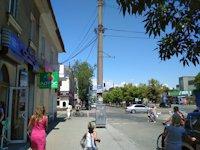 Холдер №189876 в городе Бердянск (Запорожская область), размещение наружной рекламы, IDMedia-аренда по самым низким ценам!