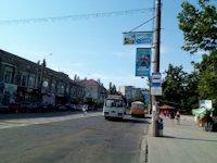 Холдер №189883 в городе Бердянск (Запорожская область), размещение наружной рекламы, IDMedia-аренда по самым низким ценам!