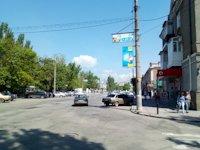 Холдер №189899 в городе Бердянск (Запорожская область), размещение наружной рекламы, IDMedia-аренда по самым низким ценам!