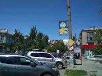 Холдер №189901 в городе Бердянск (Запорожская область), размещение наружной рекламы, IDMedia-аренда по самым низким ценам!