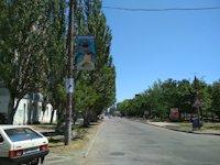 Холдер №189907 в городе Бердянск (Запорожская область), размещение наружной рекламы, IDMedia-аренда по самым низким ценам!