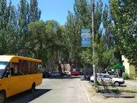 Холдер №189908 в городе Бердянск (Запорожская область), размещение наружной рекламы, IDMedia-аренда по самым низким ценам!