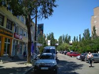 Холдер №189912 в городе Бердянск (Запорожская область), размещение наружной рекламы, IDMedia-аренда по самым низким ценам!