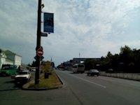 Холдер №189952 в городе Бердянск (Запорожская область), размещение наружной рекламы, IDMedia-аренда по самым низким ценам!
