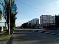 Холдер №189963 в городе Бердянск (Запорожская область), размещение наружной рекламы, IDMedia-аренда по самым низким ценам!