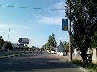 Холдер №189964 в городе Бердянск (Запорожская область), размещение наружной рекламы, IDMedia-аренда по самым низким ценам!