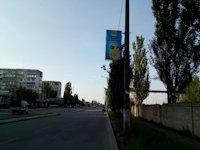 Холдер №189966 в городе Бердянск (Запорожская область), размещение наружной рекламы, IDMedia-аренда по самым низким ценам!
