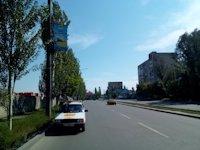 Холдер №189971 в городе Бердянск (Запорожская область), размещение наружной рекламы, IDMedia-аренда по самым низким ценам!