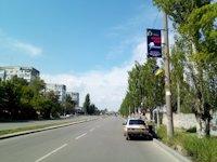 Холдер №189972 в городе Бердянск (Запорожская область), размещение наружной рекламы, IDMedia-аренда по самым низким ценам!