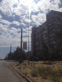 Холдер №190132 в городе Бердянск (Запорожская область), размещение наружной рекламы, IDMedia-аренда по самым низким ценам!