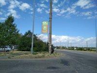 Холдер №190135 в городе Бердянск (Запорожская область), размещение наружной рекламы, IDMedia-аренда по самым низким ценам!