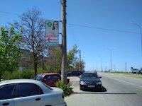 Холдер №190145 в городе Бердянск (Запорожская область), размещение наружной рекламы, IDMedia-аренда по самым низким ценам!