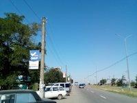 Холдер №190147 в городе Бердянск (Запорожская область), размещение наружной рекламы, IDMedia-аренда по самым низким ценам!
