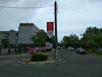 Холдер №190149 в городе Бердянск (Запорожская область), размещение наружной рекламы, IDMedia-аренда по самым низким ценам!