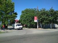 Холдер №190150 в городе Бердянск (Запорожская область), размещение наружной рекламы, IDMedia-аренда по самым низким ценам!