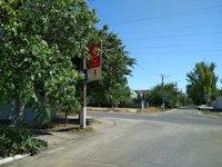Холдер №190151 в городе Бердянск (Запорожская область), размещение наружной рекламы, IDMedia-аренда по самым низким ценам!