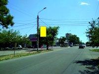 Холдер №190155 в городе Бердянск (Запорожская область), размещение наружной рекламы, IDMedia-аренда по самым низким ценам!