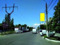 Холдер №190158 в городе Бердянск (Запорожская область), размещение наружной рекламы, IDMedia-аренда по самым низким ценам!