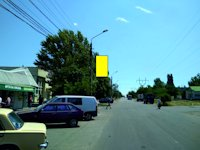 Холдер №190159 в городе Бердянск (Запорожская область), размещение наружной рекламы, IDMedia-аренда по самым низким ценам!