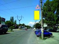 Холдер №190160 в городе Бердянск (Запорожская область), размещение наружной рекламы, IDMedia-аренда по самым низким ценам!