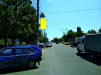 Холдер №190161 в городе Бердянск (Запорожская область), размещение наружной рекламы, IDMedia-аренда по самым низким ценам!