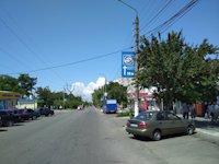 Холдер №190164 в городе Бердянск (Запорожская область), размещение наружной рекламы, IDMedia-аренда по самым низким ценам!