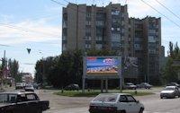 Экран №190208 в городе Славянск (Донецкая область), размещение наружной рекламы, IDMedia-аренда по самым низким ценам!