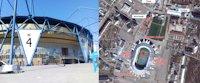 Брандмауэр №190958 в городе Харьков (Харьковская область), размещение наружной рекламы, IDMedia-аренда по самым низким ценам!