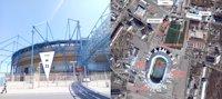 Брандмауэр №190974 в городе Харьков (Харьковская область), размещение наружной рекламы, IDMedia-аренда по самым низким ценам!