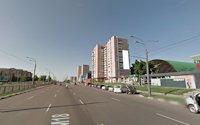 Брандмауэр №190987 в городе Харьков (Харьковская область), размещение наружной рекламы, IDMedia-аренда по самым низким ценам!