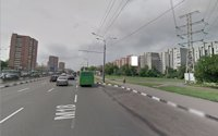 Брандмауэр №190988 в городе Харьков (Харьковская область), размещение наружной рекламы, IDMedia-аренда по самым низким ценам!