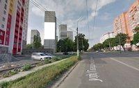 Брандмауэр №190990 в городе Харьков (Харьковская область), размещение наружной рекламы, IDMedia-аренда по самым низким ценам!