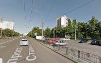 Брандмауэр №190993 в городе Харьков (Харьковская область), размещение наружной рекламы, IDMedia-аренда по самым низким ценам!
