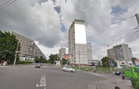 Брандмауэр №190997 в городе Харьков (Харьковская область), размещение наружной рекламы, IDMedia-аренда по самым низким ценам!