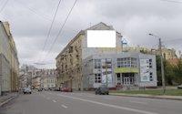 Брандмауэр №191001 в городе Харьков (Харьковская область), размещение наружной рекламы, IDMedia-аренда по самым низким ценам!