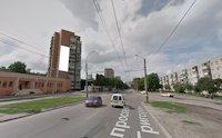 Брандмауэр №191006 в городе Харьков (Харьковская область), размещение наружной рекламы, IDMedia-аренда по самым низким ценам!