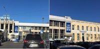 Брандмауэр №191009 в городе Харьков (Харьковская область), размещение наружной рекламы, IDMedia-аренда по самым низким ценам!