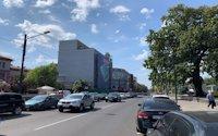 Брандмауэр №191013 в городе Харьков (Харьковская область), размещение наружной рекламы, IDMedia-аренда по самым низким ценам!